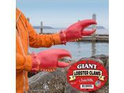 Lobster Claw Hands Costume Accessory