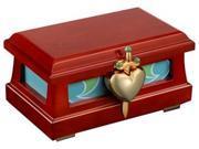 Disney Snow White Heart Box Collectible by EFX