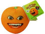 """Annoying Orange 3.5"""" Talking Plush: Smiling Orange"""