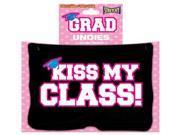 Graduation Kiss My Class Costume Undies