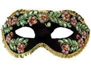 Princess Floral Adult Costume Mask Style A