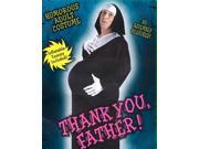Thank You Father Costume Adult Standard