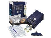 Yahtzee Dice Game Doctor Who