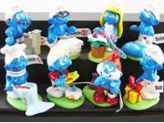 Smurfs So Cute Schleich PVC Figures Set Of 8
