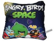 Angry Birds Space Pillow Group Of Characters