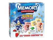 Sonic The Hedgehog Memory Challenge Game