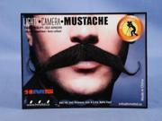 Aristocrat Black Synthetic Hair Adult Costume Moustache
