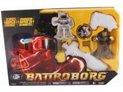 Battroborg Single Pack With Gold Battroborg