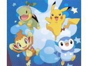 Pokemon Sleeping Bag Turtwig, Chimchar, Piplup And Pikachu