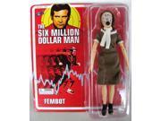 """Six Million Dollar Man 8"""" Action Figure: Fembot"""