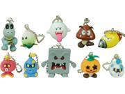 Super Mario Galaxy 2 Gashapon Mini Figure Set Of 10