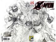 Sdcc 2008 Astonishing X-Men #25 Sketch Variant
