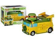 Teenage Mutant Ninja Turtles Funko Pop! Rides Turtle Van Figure