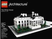 Lego Architecture Series The White House 21006