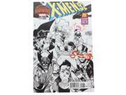Marvel Secret Wars X-Men '92 #1 Comic Book Pepe Larraz Black & White Cover SD...