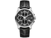 Hamilton Jazzmaster Automatic Chronograph Black Dial Mens Watch H32596731