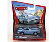 Disney Cars 2 #2 Finn McMissle Toy Vechicle