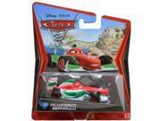 Disney Cars 2 #4 Francesco Bernoulli Toy Vehicle