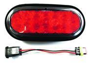 Light Kit, LED, 6 Oval, Horizontal