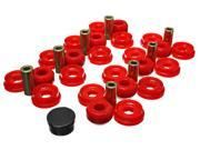 Energy Suspension 8.3129R Control Arm Bushing Set