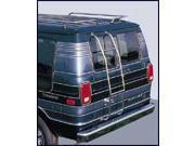 Surco Stainless Steel Van Ladder Ford '99