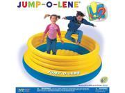INTEX Inflatable Jump-O-Lene Ring Bounce Kids Bouncer | 48267EP