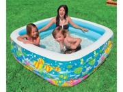Intex 57471EP Clearview Aquarium Clear Inflatable Swimming Pool