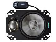 "Infinity KAPPA 462.9CFP 4x6"" 180 Watt 2-Way Car Audio Speakers"