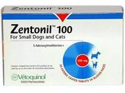 Zentonil Tabs 100 for Small Dogs and Cats (30 Tablets)