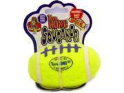 Air KONG Squeaker Football - SMALL