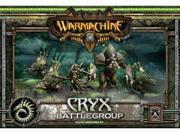 Warmachine Cryx Battlegroup Box Set Plastic