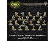 Hordes: Minions Gatorman Bokor & Bog Trog