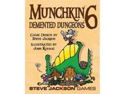 Munchkin 6 Demented Dungeons (In Color)
