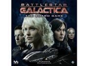 Battlestar Galactica: The Board Game Pegasus Exp.