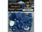Warmachine: Cygnar Mk II Token Set