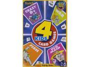 Childrens Card Games In Tin
