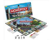 Monopoly New York City Board Game - Collectors Edition