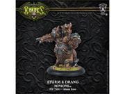 Minions - Sturm & Drang, Warlock