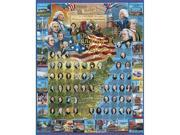 THE FOUNDING FATHERS PUZZLE