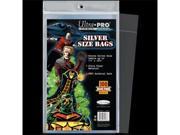 Ultra Pro Comic Bags: Silver Size (100)