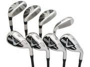 NEW Callaway EDGE Combo 4-PW+AW Hybrid Irons Speed Step 85 Steel Regular - 2014