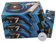 6 Dozen NEW Bridgestone e7 Pure Distance 72  Golf Balls - White