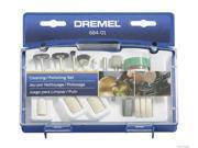 Dremel 684-01 Cleaning / Polishing Accessory Set