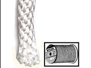 Wellington-Cordage 10131 #8 1/4-inch x 1000-foot Braided Nylon Rope