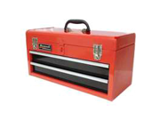 Homak RD01022001 20-Inch 2-Drawer Metal Tool Box