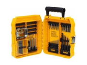 DW2587 80-Piece Professional Drill Bit Set