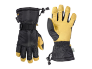CLC 2062L Goatskin Snow Gloves with Thinsulate - Large
