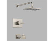 Delta T14453-SS Vero Stainless Monitor 14 Series Tub and Shower Trim