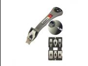 Allway Tools CS6 Soft Grip Contour Scraper Kit