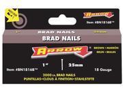 Arrow Fastener Brad Nails.